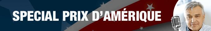 Podcast Prix d'Amérique